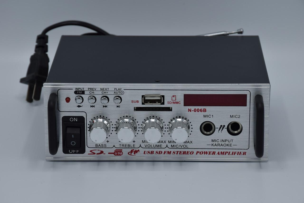 Усилитель звука Necessary N-006B