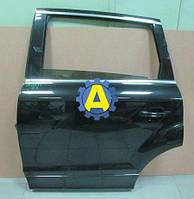 Дверь задняя левая на Ауди Q7 (Audi Q7) 2005-2015