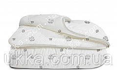 Двуспальное одеяло Cotton membrana print экспортный вариант Теп