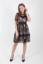 Платье 522 (черный)