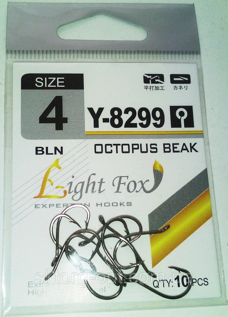Крючок Light Fox Y-8299 №4