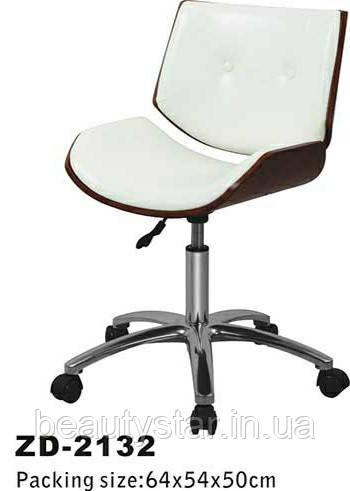 Кресло клиента салона красоты, маникюрный стул,стул для мастера маникюра мод. 2132
