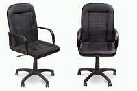 Кресло кожаное для руководителя «MUSTANG» ECO
