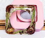 Силіконовий молд для браслета, фото 5