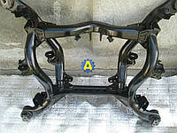 Балка задняя на Ауди Q7 (Audi Q7) 2005-2015