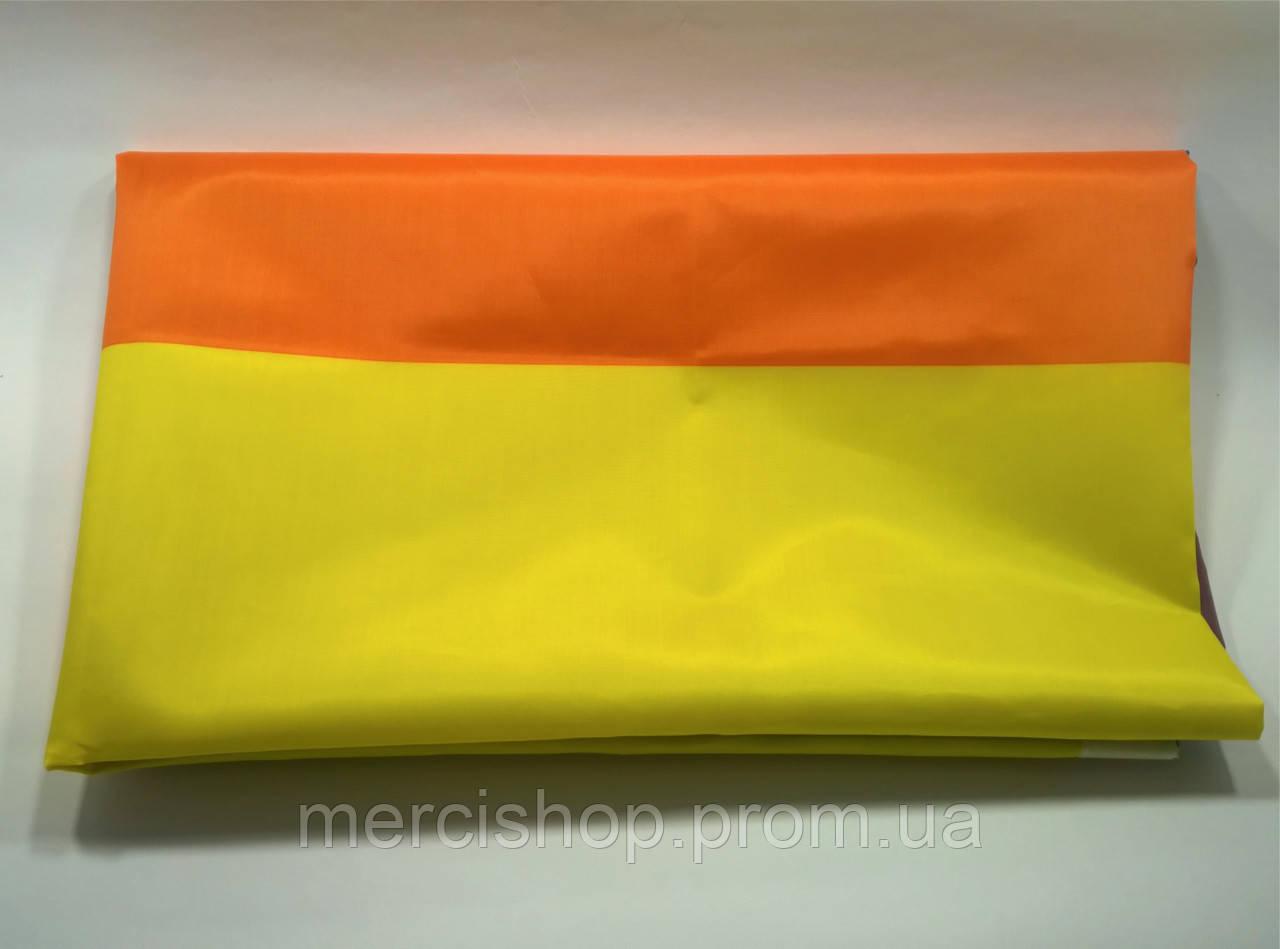 Флаг ЛГБТ - (Печать) - (0.9м*1.5м)