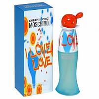 Парфюм женский Moschino Cheap And Chic I Love Love 100 ml