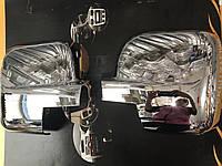 Накладки на зеркала Opel Vivaro (2014-2019) 2шт