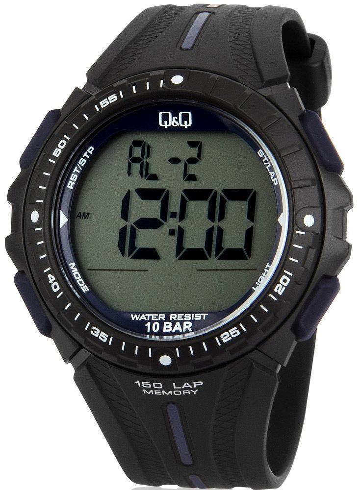 Наручные мужские часы Q&Q M102J003Y оригинал