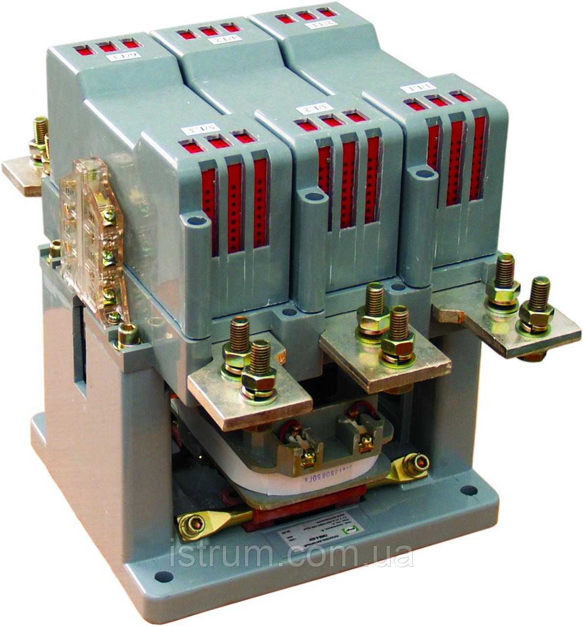 Магнитный пускатель ПММ8/630 ~220V