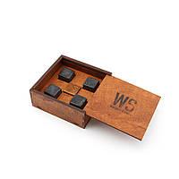 Камни для виски Whiskey Stones WS (V.I.P. упаковка) из стеатита