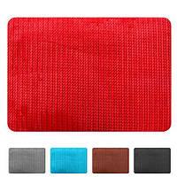 Коврик в ванную Red N01652 разные цвета, 43*61см, полиэстер на резиновой основе, коврики для ванной, коврик в ванную, коврик для туалета