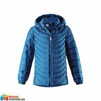Куртка-пуховик демисезонная для девочки Reima Fern 531340, цвет 6790