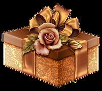 Подарункова упаковка, банти