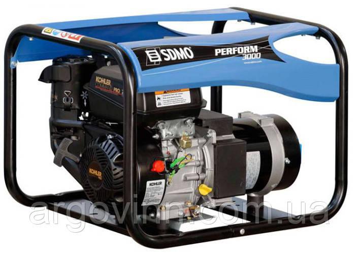 Бензогенератор SDMO PERFORM 3000 C5 (Франція)