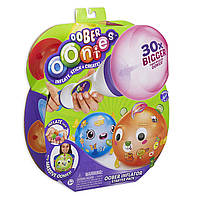 Набор для создания игрушек OONIES (4 заготовки, трубочка для надувания, 33 детали)