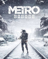 Metro Exodus - (Epic Games KEY)