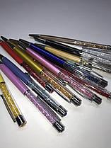 Ручка с кристаллами Swarovskі в подарочной коробочке