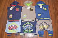 Трикотажные спортивные костюмы тройки для мальчиков.Размеры 98-128 см,фирма CROSSFIRE.Венгрия, фото 1