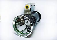 Тактический прожектор POLICE BL-T801. Современный супермощный фонарь. 3 режима. Прочный  корпус. Код: КТМТ167