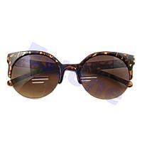 Солнцезащитные очки женские кошачий глаз, фото 1