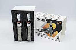 Комплект светодиодных ламп головного света Cyclone 17v2 /H11 светодиодная фара основного света