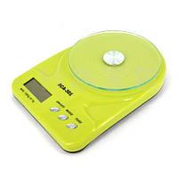 Кухонные весы до 7 кг (SCA-301) с батарейками, фото 1