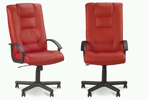 Кресло кожаное для руководителя «LAGUNA» SP, Мебель Чернигов, Магазин мебели в Чернигове