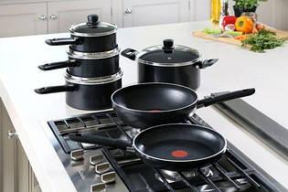 Набори посуду TEFAL
