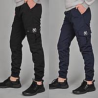 Мужские карго штаны от бренда Rextim , черные , синие ., камо