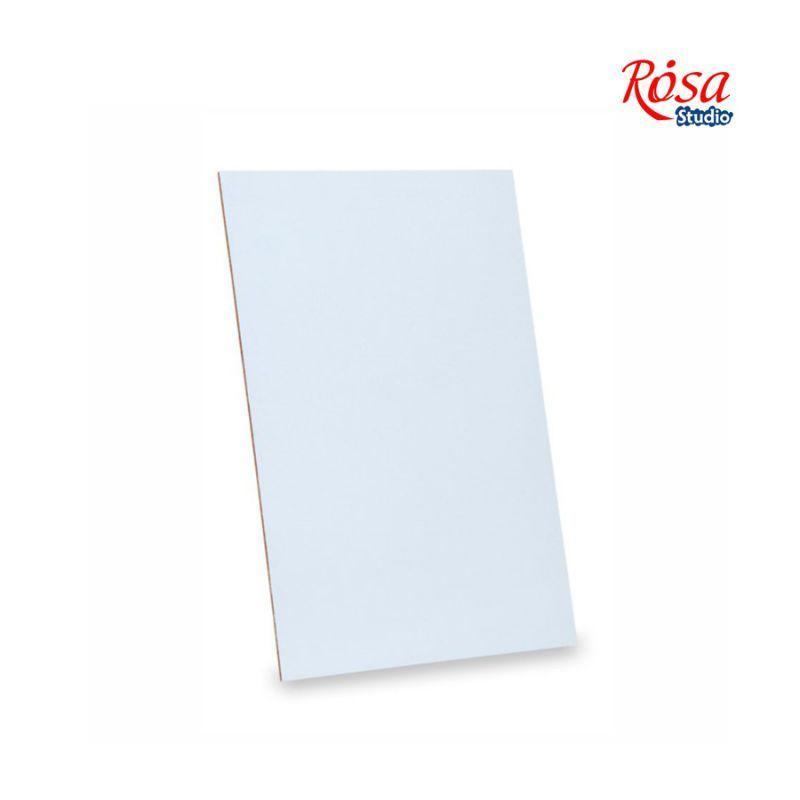 ДВП грунтованное Rosa Studio 18x24 см акрил (4820149874937)