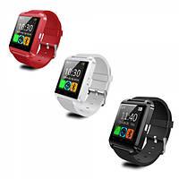 Smart Watch U8 Умные часы для iOS и Android Красный
