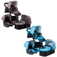 Универсальная коляска 2в1 ANEX TEMPO (анекс, анэкс, темпо, детские коляски) [2 цвета]