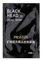 Черная лечебная маска для чистки лица Black Head Pilaten (Black Mask), фото 1
