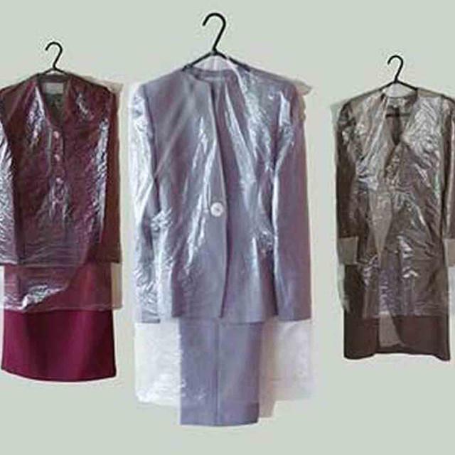 Полиэтиленовые чехлы для одежды