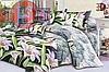 Постельное белье 3D сатин RestLine Августина двуспальный
