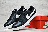 Мужские кожаные кеды Nike (Реплика) ►Размеры [43,45], фото 1