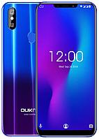 "OUKITEL U23 blue 6/64 Gb, 6.18"", Helio P23, 3G, 4G, фото 1"