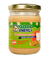 Арахисовая паста (арахисовое масло) с белым шоколадом