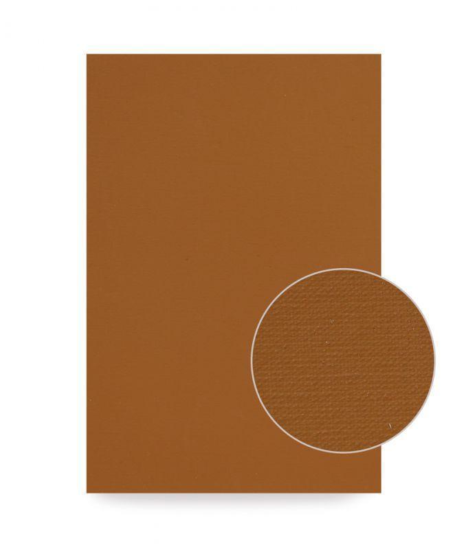 Полотно на картоні Rosa Talent 18x20 см акриловий грунт бавовна сієна натуральна 4820149880525