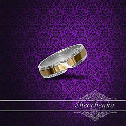 Обручальное кольцо арт. 606/з