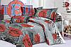 Постельное белье 3D сатин RestLine Белла евроразмер