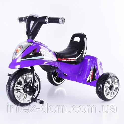 Велосипед PROFI TRIKE Titan фиолетовый (М 5346)