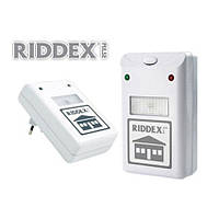Отпугиватель электромагнитный от насекомых против грызунов мышей и крыс Riddex