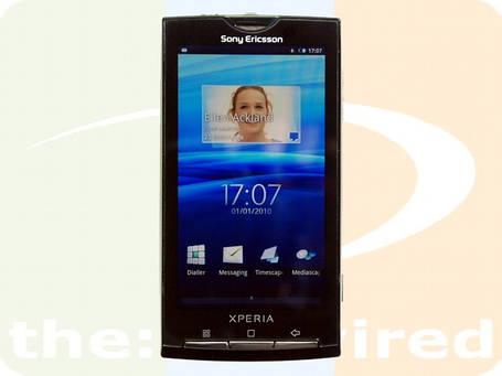 Чехол для Sony Ericsson Xperia X10