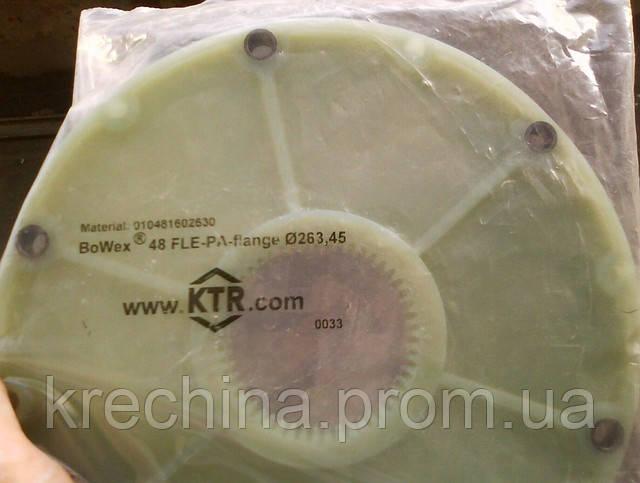 BOWEX 48 FLE-PA flange 263,45 - ООО «Кречина» в Харькове