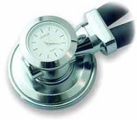 Стетоскоп Раппапорта Little Doctor LD SteTime с часами, фото 1