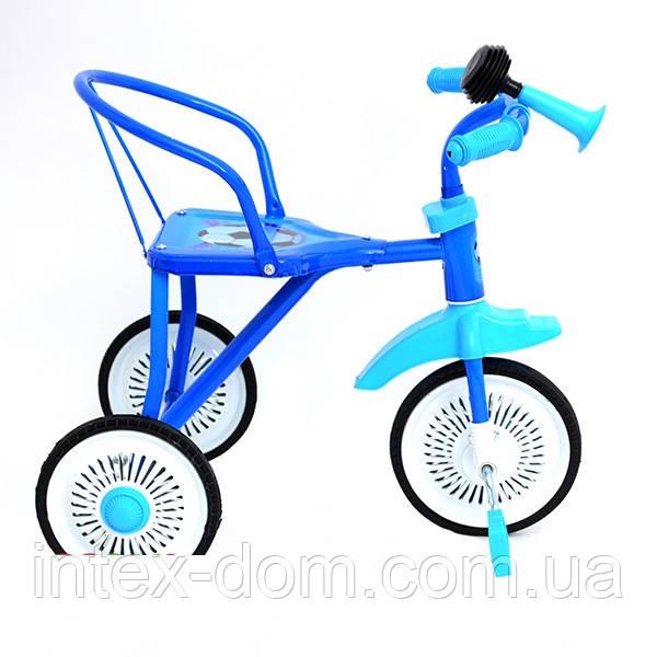 Трехколесный велосипед Profi Trike M 5335 Синий