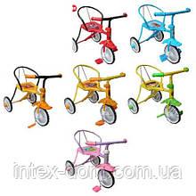 Триколісний велосипед Profi Trike M 5335 Блакитний
