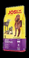 Корм для собак Josera JosiDog Adult Sensitive 18 кг, jo504